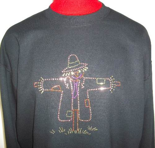 Ladies Scarecrow Sparkle