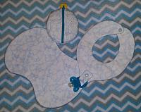Blinkie Bib 3 Piece set