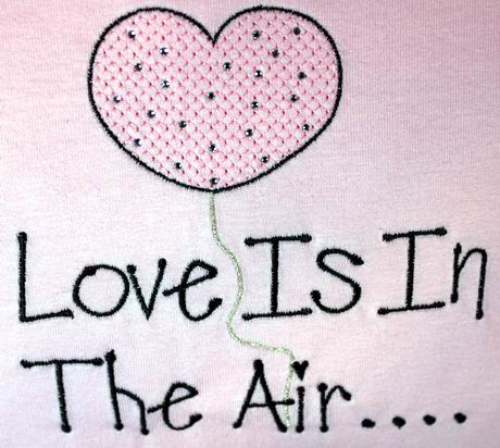 Valentine - Love is in the air