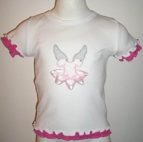 Fairy Ruffled Top