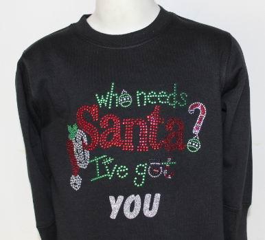 Who Needs Santa