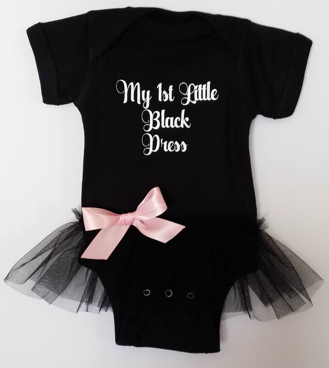 My 1st Little Black Dress