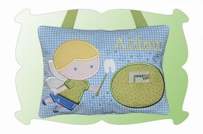Boy or Girl Tooth Fairy Pillow
